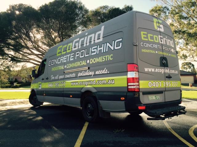 EcoGrind full-body wrap, looks amazing