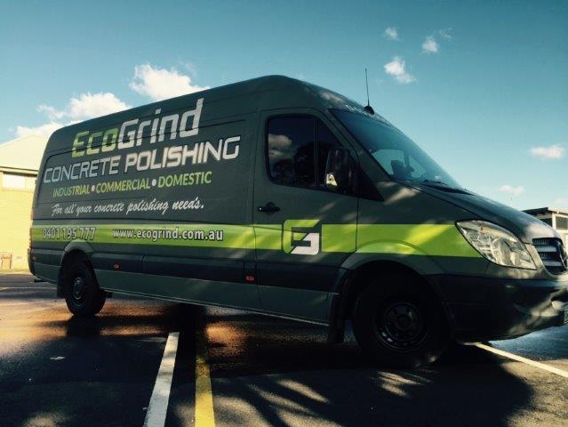 EcoGrind full-body wrap using digitally printed media